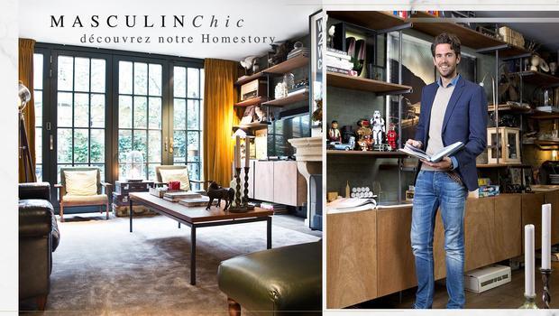 Chez James van der Velden