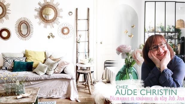 Bienvenue chez Aude Christin