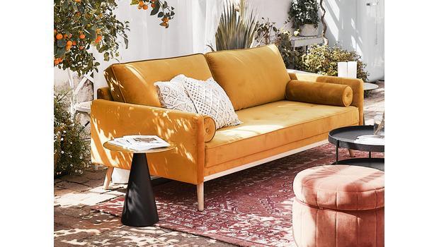 Le canapé SAINT