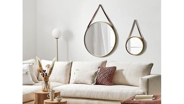 Notre collection de miroirs