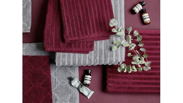 Textile : lit, bain, table