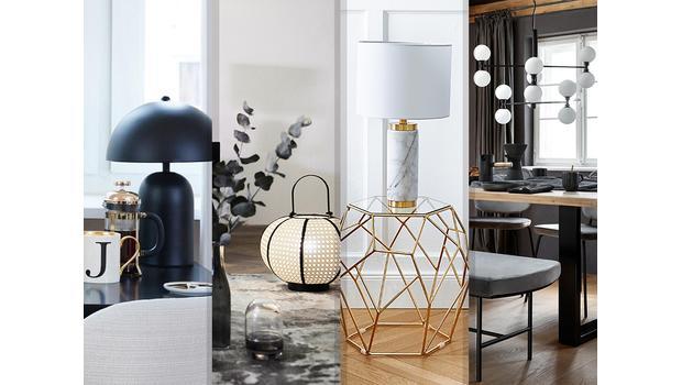 4 styles de luminaires