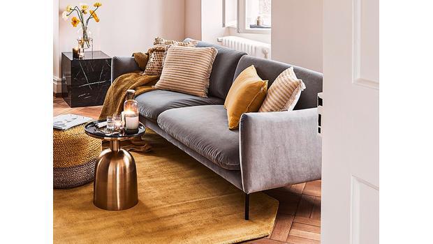 PRL - Velvet Sofas