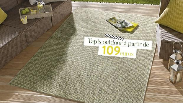 100% tapis outdoor