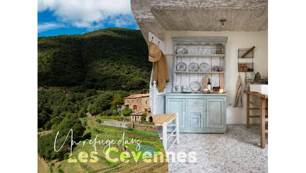 Relaxing house in Cevennes