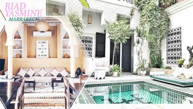 Riad Yasmine Marrakech