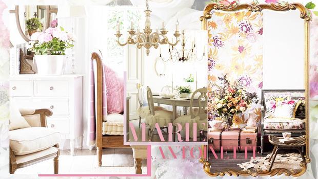 Un boudoir romantique