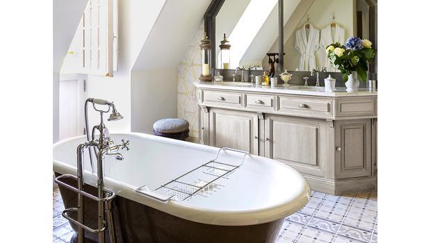 Salle de bains romantique Un style campagne chic | Westwing