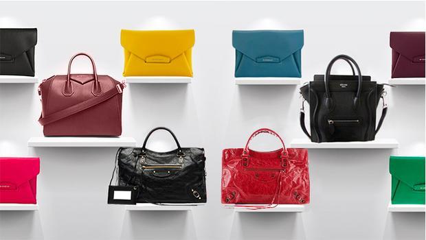 Balenciaga, Céline et Givenchy