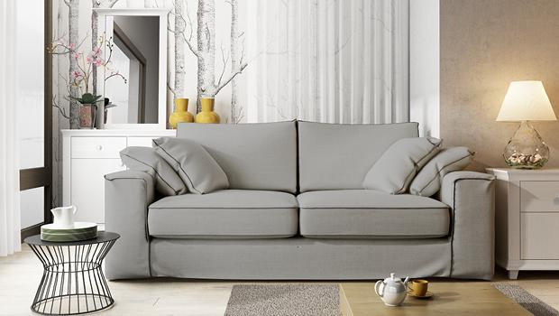 Salon contemporain L\'élégance du gris | Westwing