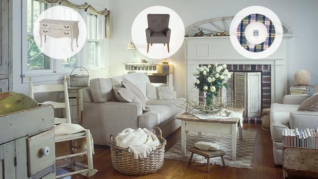 shabby anglais vaisselle mobilier décoration