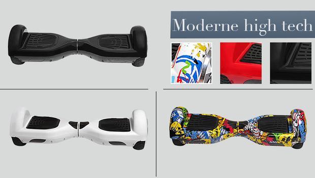 Skateboards éléctriques
