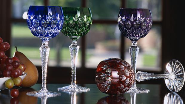 verre flûte cristal
