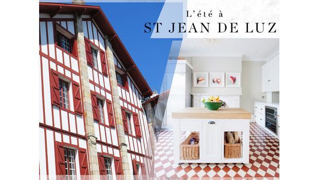 L'été à Saint-Jean-de-Luz