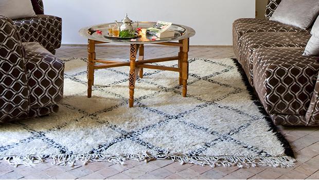 tapis boucharouette