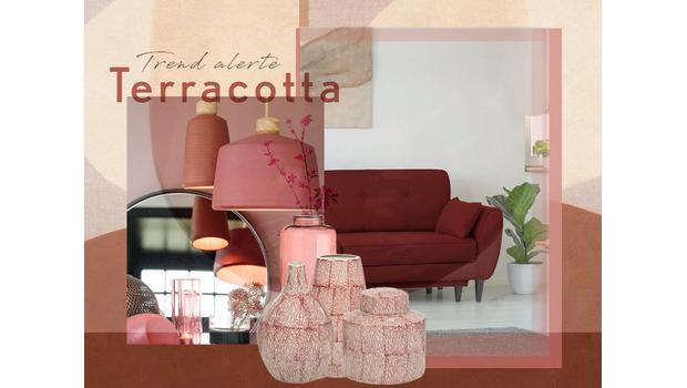Trend alerte : Terracotta