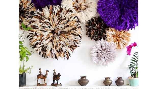 Objets artisanaux africains