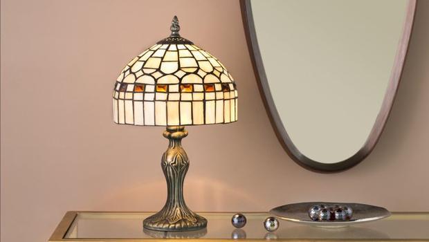 Lampes de style Tiffany