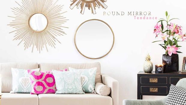 Miroirs circulaires