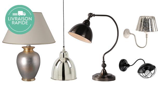 Trendy lamps - livraison rapide