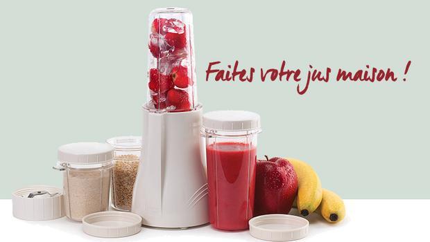 tribest exracteur jus deshydrateur blender lait vegetal