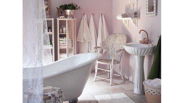 Une salle de bains poétique
