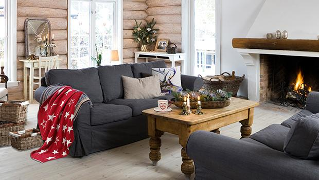 décoration cosy