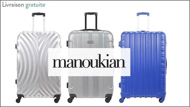 Valises Manoukian