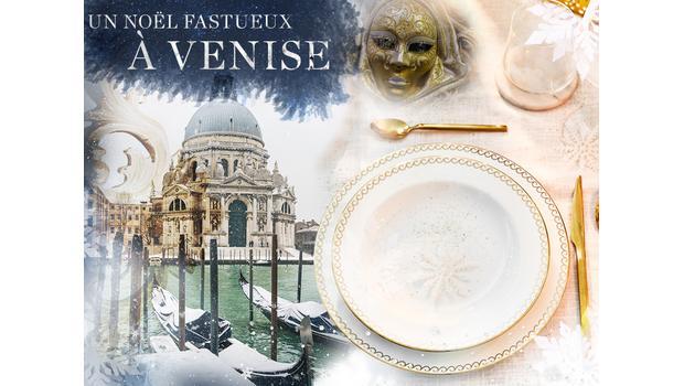 Un Noël fastueux à Venise