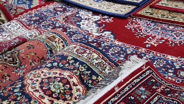 Riad tapis Orient