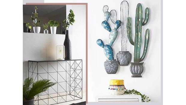 Wall art 3D et mobilier
