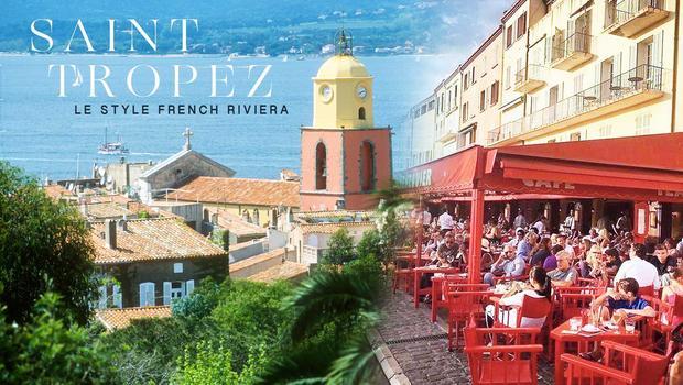 Bienvenue à Saint-Tropez