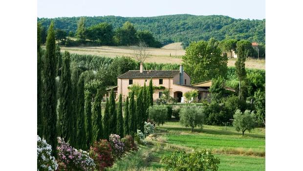 Une villa de charme en Toscane