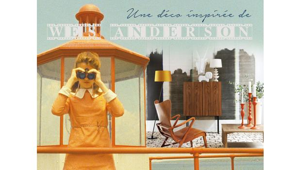 Hommage à Wes Anderson