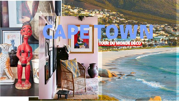 Comme à Cape Town