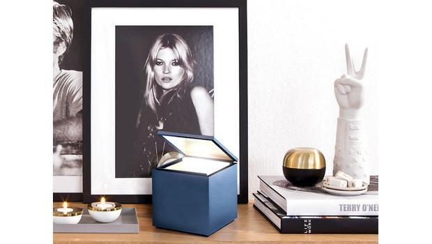 La lampe Cube