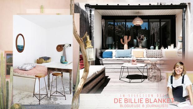 Bienvenue Billie Blanket !