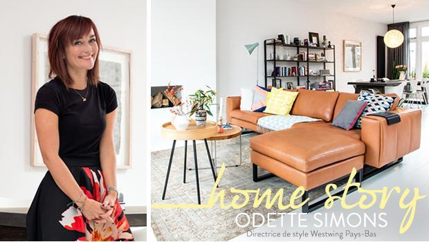 Odette's Home