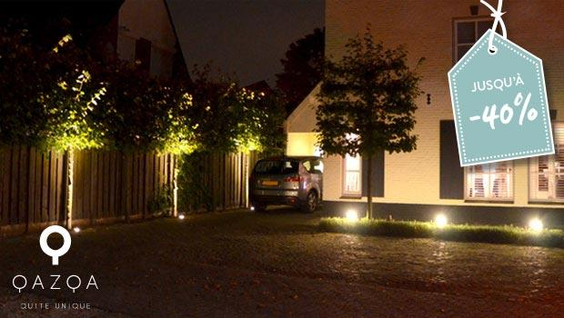 Outdoor lighting by Qazqa