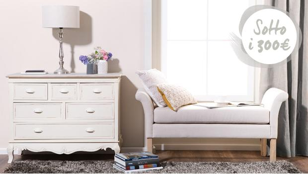 Classico in bianco Mobili sotto i 300€   Westwing