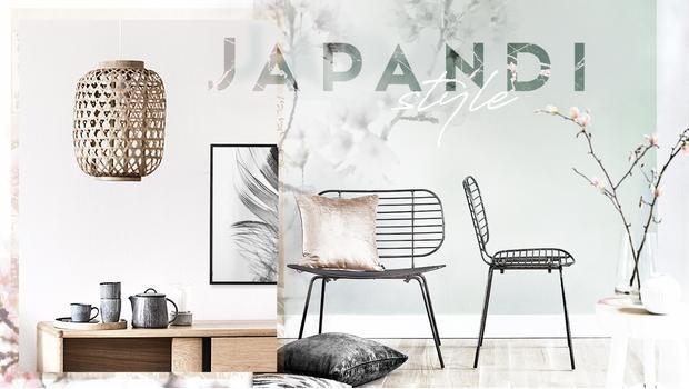 Japandi, stile in armonia