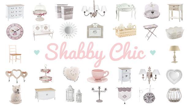 500 Idee Shabby