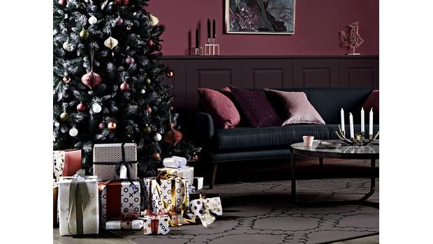 Christmas in Black