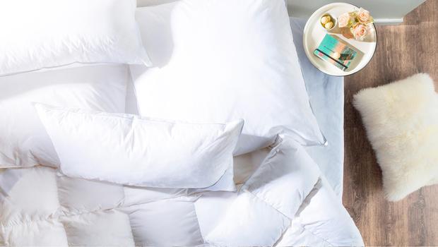 online store 7a035 7871f Hefel Piumini e guanciali: la qualità del riposo Made in ...