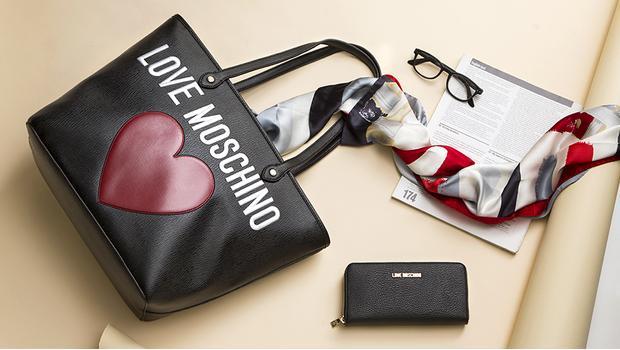 Love Moschino Borse, portafogli, sciarpe | Westwing