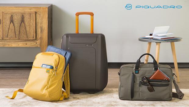 9b9ef2461e Piquadro Trolley, borse, piccoli accessori...   Westwing