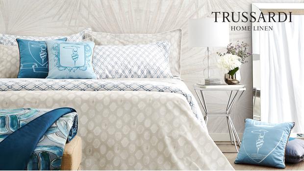 Trussardi Home Linen Collezione Letto E Spugne Made In Italy Westwing