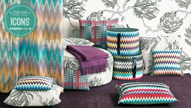 Missoni home letto spugne outdoor westwing