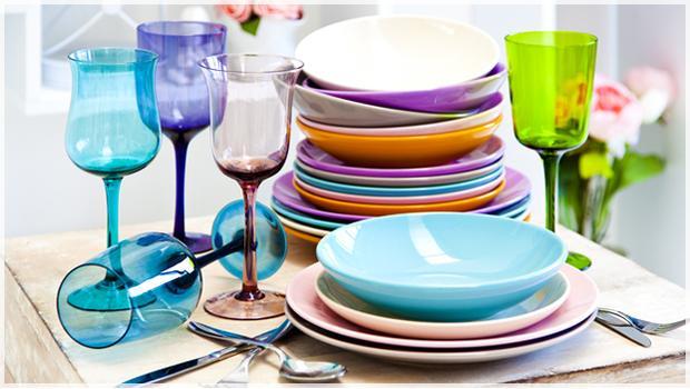 Cucina e colore