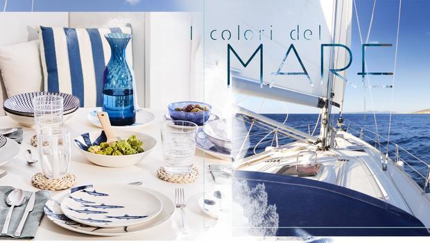 Bianco e Blu, mi piaci tu!